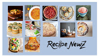 RecipeNewZ - recipe sharing community