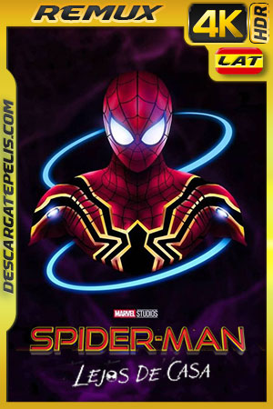 Spider-Man: Lejos de casa (2019) 4K HDR Remux Latino – Ingles