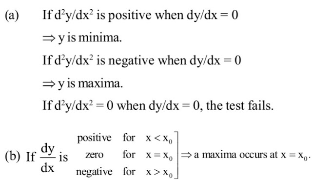 12 class Maths Notes Chapter 6 Application of Derivatives free PDF| Quick revision Application of Derivatives Notes class 12 maths