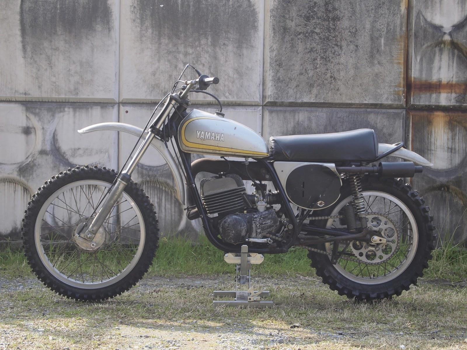 Replay moto service blog 1973 yamaha mx250 for sale for Yamaha mx 80 for sale