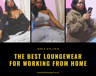 BEST LOUNGEWARE FOR WORKING FROM HOME