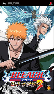 Bleach: Heat the Soul 3 PSP GAME