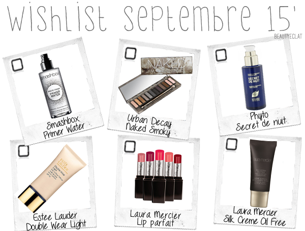 wishlist laura mercier estee lauder