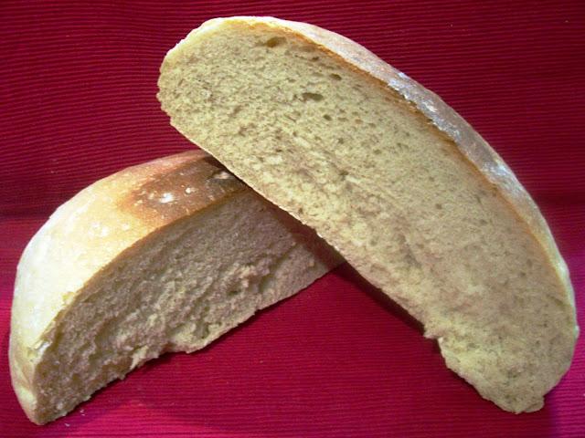 Pan de Payés Balear de Francisco Tejero. Receta