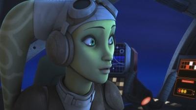 Hera Syndulla pilóta
