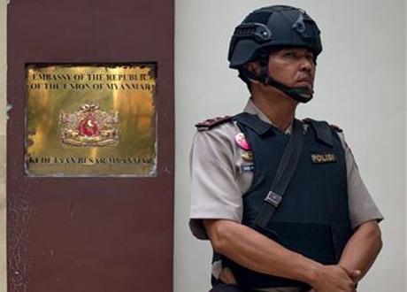 Pemerintah Myanmar Penjarakan Dua Jurnalis Asing