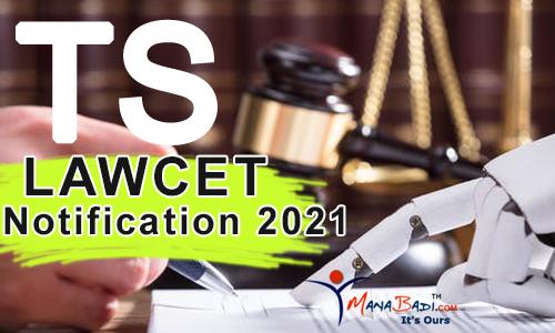 Telangana LAWCET Notification 2021