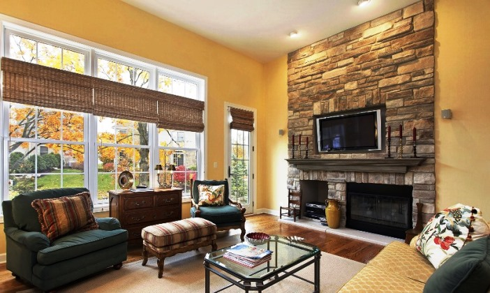 HD wallpapers living room furniture placement with fireplace