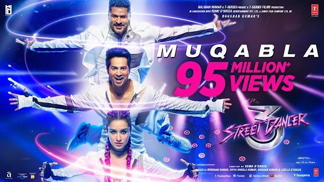 मुकाबला Muqabla  Lyrics – Street Dancer 3D