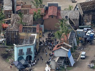 Proses Syuting Film Pirates of The Caribbean 5