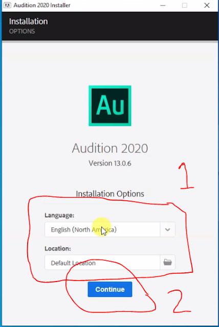 تحميل برنامج ادوبي اديشين 2020 مجانا مفعل مدي الحياة | Adobe Audition 2020 Activated For Life