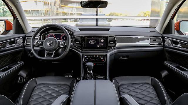 Volkswagen Teramont X - interior