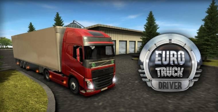 Euro Truck Driver 2018 new truck