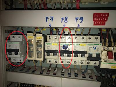 Автомат на новый трансформатор