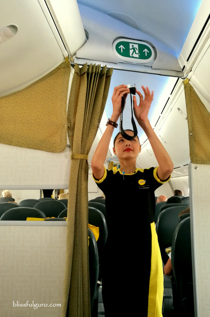 Scoot 787 Dreamliner Singapore to Sydney Flight