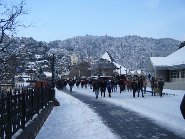 Ridge Shimla