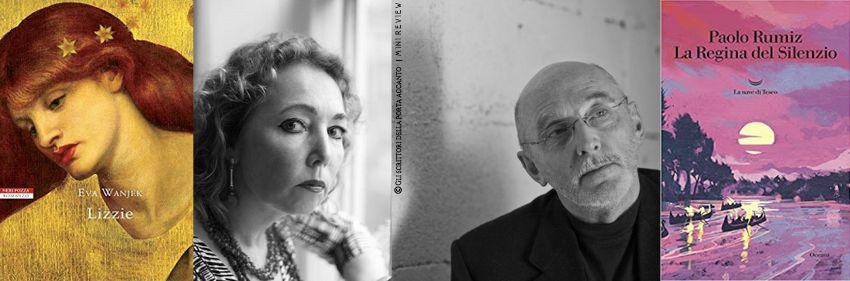 La regina del silenzio, di Rumiz, e Lizzie, di Wanjek - Libri, recensioni