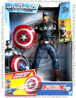 Captain America Winter Soldier Shield Storm k2