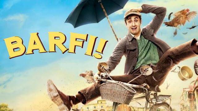 Ranbir Kapoor, Ileana D'Cruz and Priyanka Chopra) की हिट मूवी 'Barfi