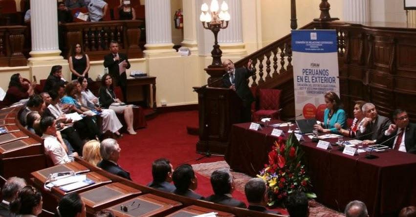 RENIEC: Peruanos en el extranjero podrían votar con DNI electrónico, informó el Registro Nacional de Identificación y Estado Civil - www.reniec.gob.pe