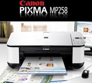 Printer Canon MP 258