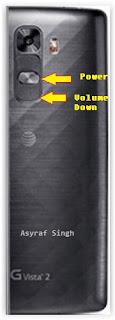 Hard Reset Android LG G Vista 2