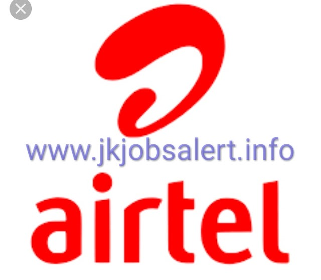Customer Care Executive  jobs in Airtel 250 posts