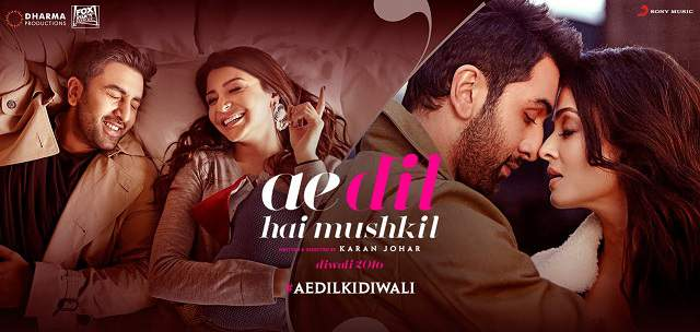 Ae Dil Hai Mushkil ADHM Movie Review