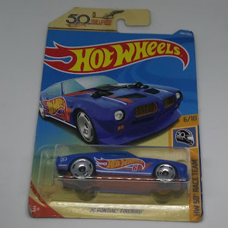 Hot Wheels - PONTIAC FIRE BIRD