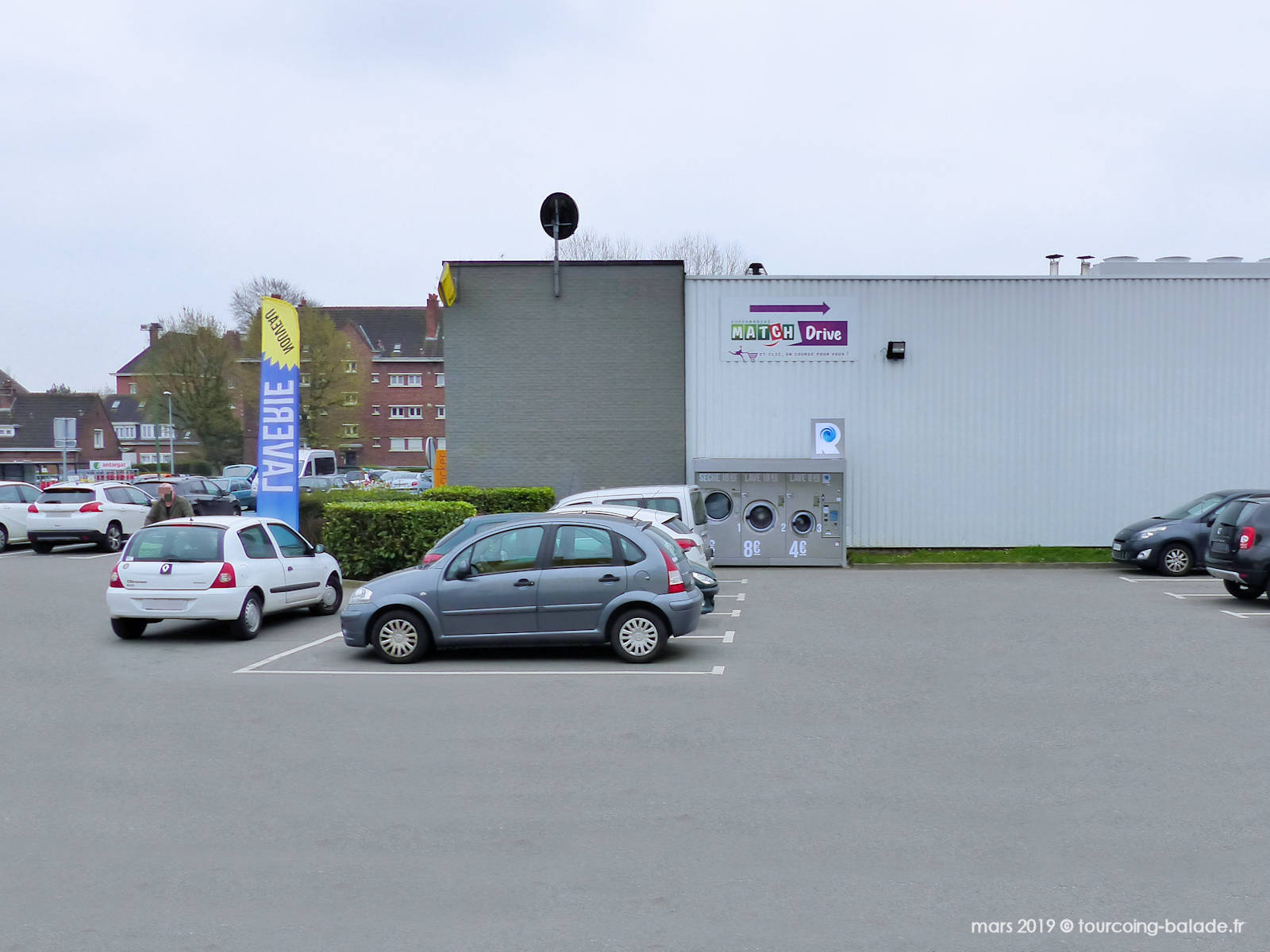 Parking Match Tourcoing