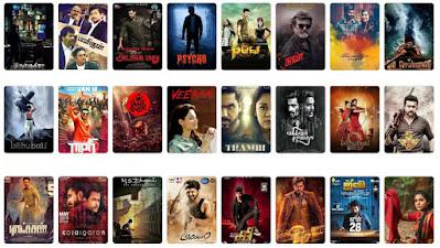 Jio Rockers 2020 Latest Tamil Movies