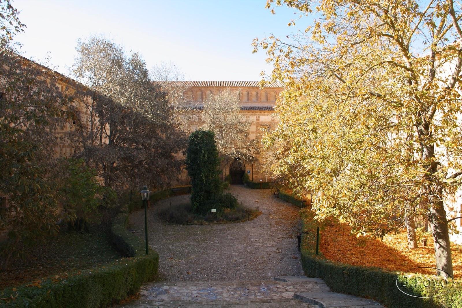 El monasterio de Piedra, un oasis en Aragón