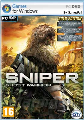 Sniper Ghost Warrior – Gold Edition [Full] Español [MEGA]