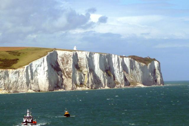 Sea Cliffs, Prancis