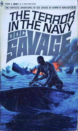 'The Terror in the Navy' by Kenneth Robeson