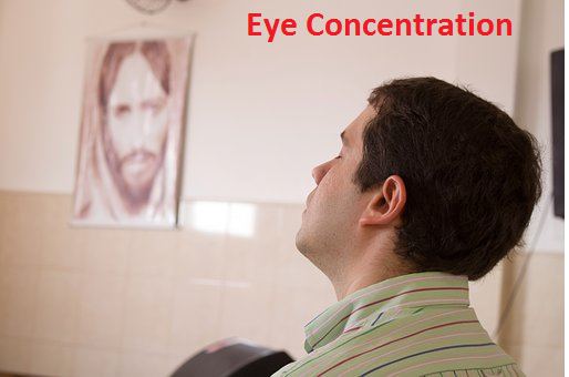 eye concentration