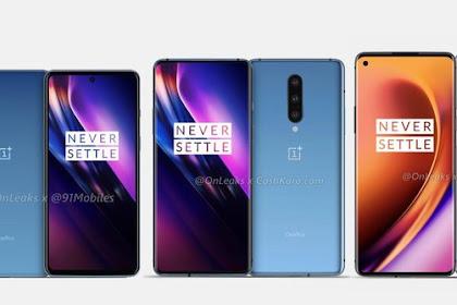 4 Smartphone Terbaik Yang Akan Rilis Pada Bulan April 2020