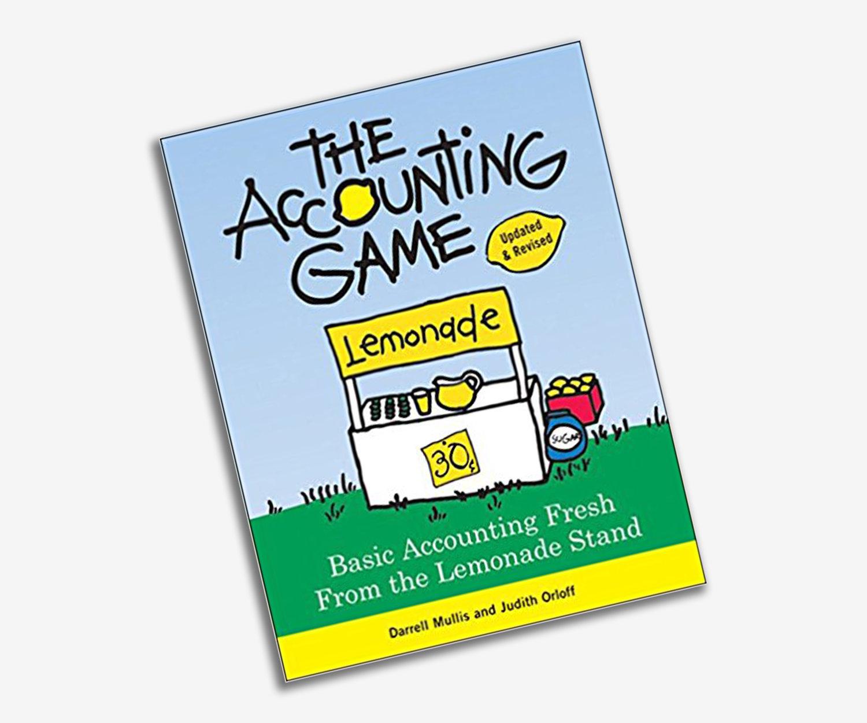 كتاب The Accounting Game