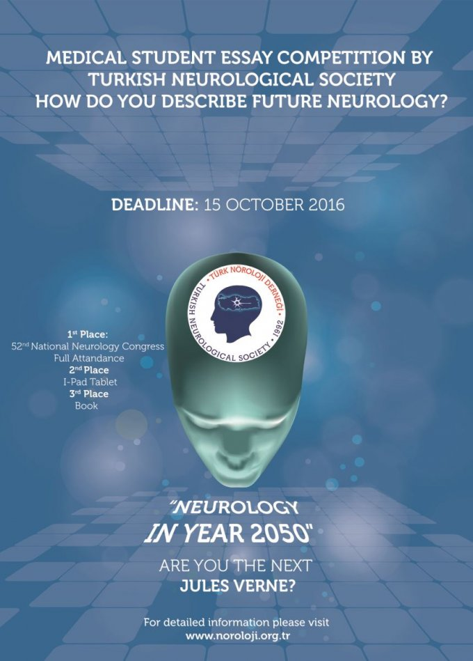 medical student essay competitions 2014 To raise awareness about the importance of studying fundamental diseases, findacure is launching an essay competition for uk medical students students are invited to.