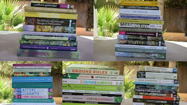 Libros sobre plantas, flores, jardines, huerto, jardinería y paisajismo