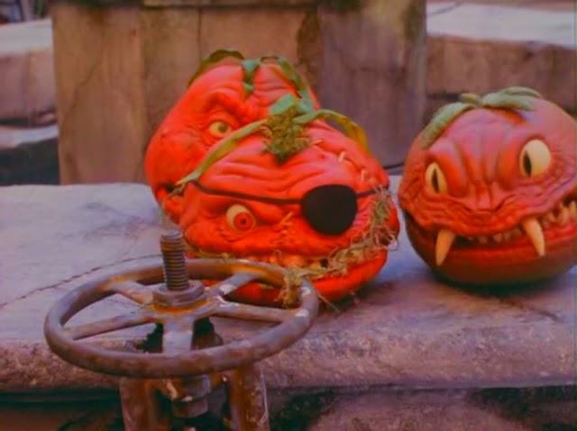 Πρόταση για ταινία attack from the killer tomates