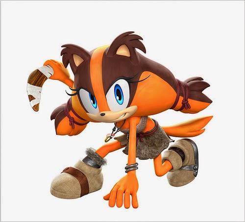 Kumpulan Gambar Sonic Boom  Gambar Lucu Terbaru Cartoon