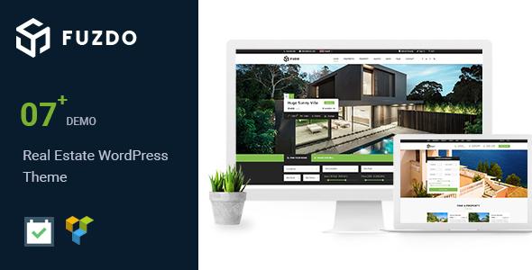 Buy Fuzdo - Real Estate WordPress Theme - Strap Themes