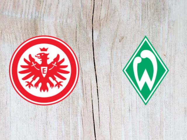Eintracht Frankfurt vs Werder Bremen - Highlights 01 September 2018