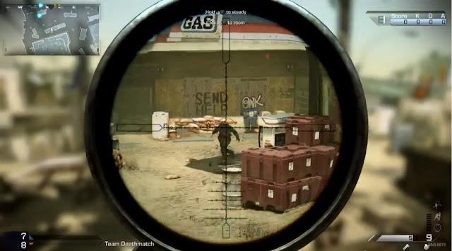 Call of Duty Ghost Repack