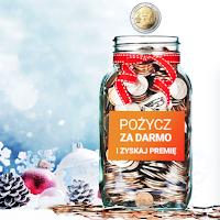PożyczkaPlus za darmo + premia 67 zł