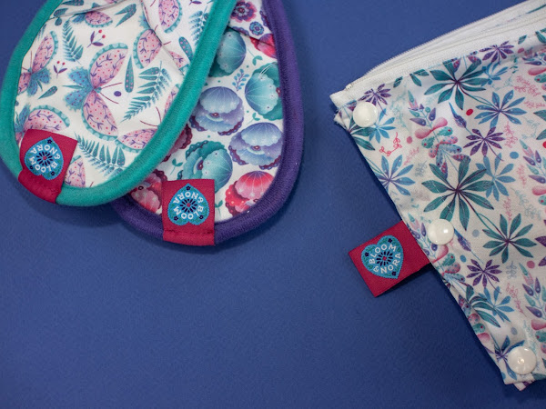 Review: Bloomers Reusable Sanitary Pad Trial Kit from Bloom & Nora