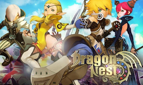 Cara reset pasword dragon nest SEA
