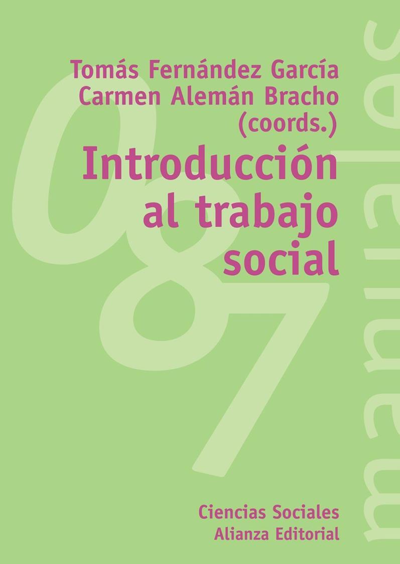 Introducción al Trabajo Social – Tomás Fernández García