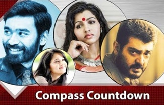 Compass Countdown | Cinema News | Puthuyugam Tv